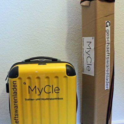 MyCle Trainer- und Moderatorenkoffer